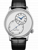 - Jaquet Droz Grande Seconde Off-centered Silver